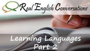 learning languages audio