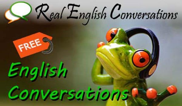 MP3] Listen to Real English Conversations - Improve Listening Skills