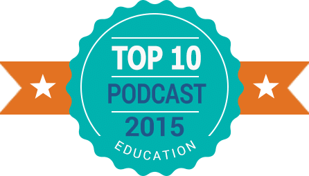 Top 10 education english podcast
