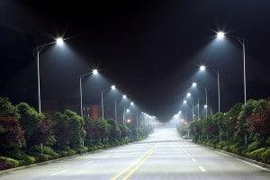 describe street light english speaking exercise