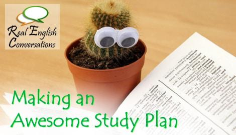 study plans for learning