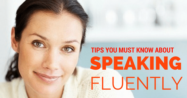 Speak fluently in English conversation