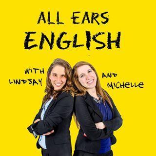 all ears english logo
