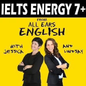 IELTS logo all ears