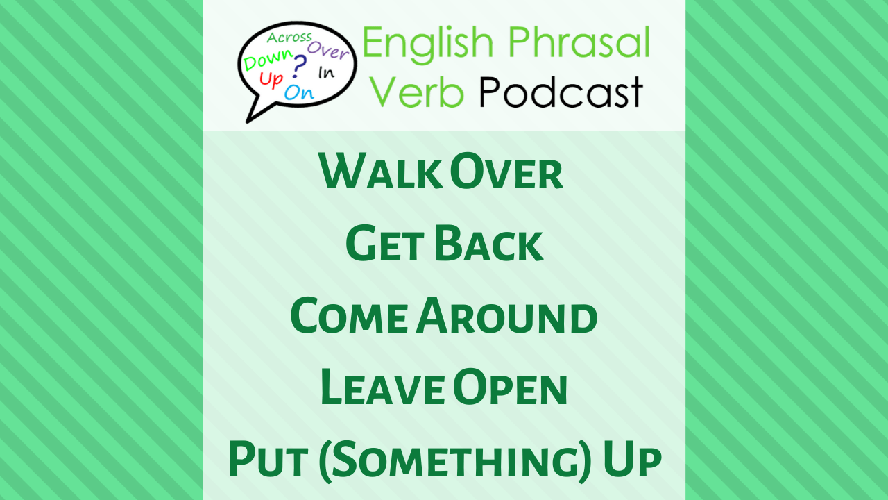Phrasal Verb Lesson 254 Image Website