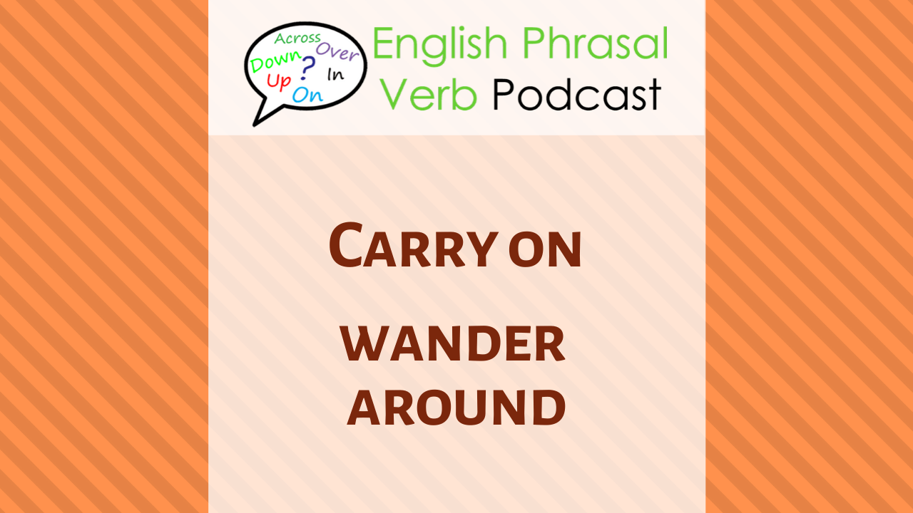 Learn with English Stories Phrasal Verb