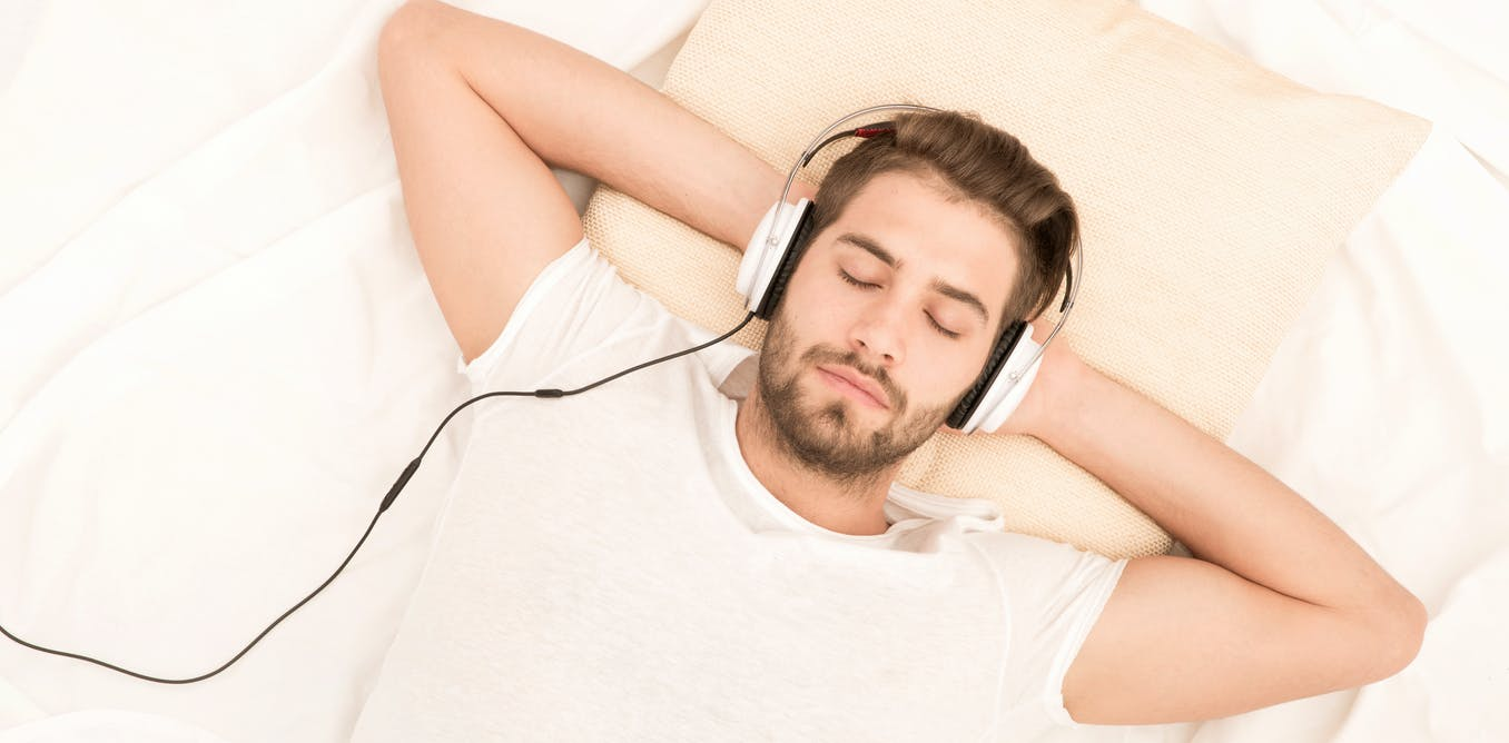 improve listening while you sleep