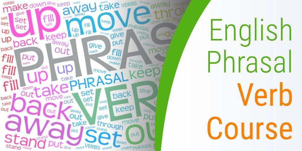 learn english phrasal verbs